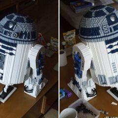 Lego-робот R2