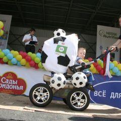 Тюменский парад колясок