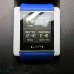 Часы-компьютер от WIMM Labs