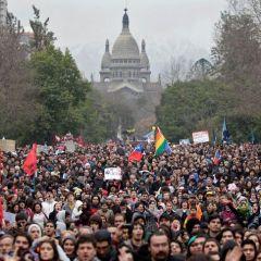 Протесты чилийских студентов