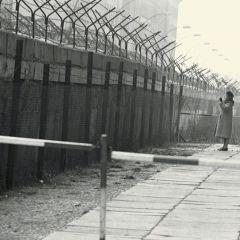 50 лет с момента строительства Берлинской стены