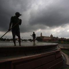 Утопающая Индия