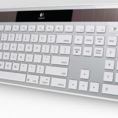 Клавиатура под Mac от Logitech