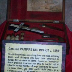 Комплекты для умертвления вампиров