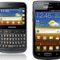 Гуглофоны от Samsung