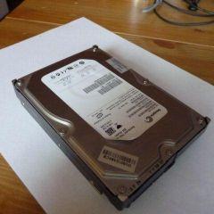 Разбираем hard диск