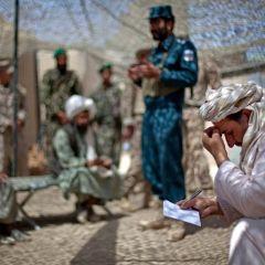 Августовский Афганистан 2011