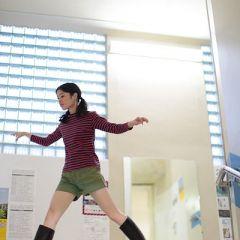 Летающая Натсуми Хаяши