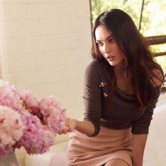 Китайский номер Elle вместе с Megan Fox