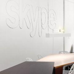 Офис компании Skype изнутри