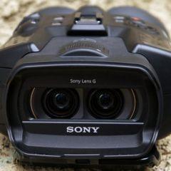Цифровой бинокль от Sony