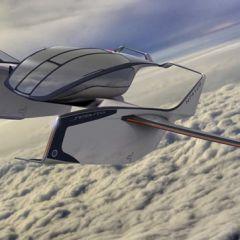 Домашний самолет SeaSTOL VLJ