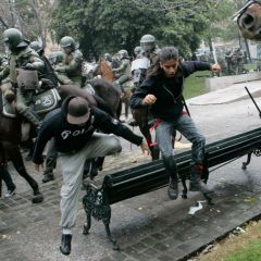 Чилийские массовые беспорядки