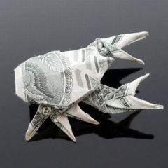 Денежное оригами (Часть 2)