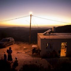 Жизнь на берегу Иордана