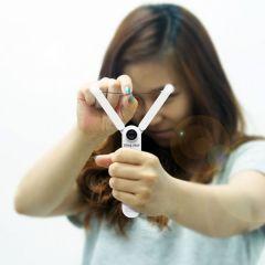 Креативная  фотокамера-рогатка