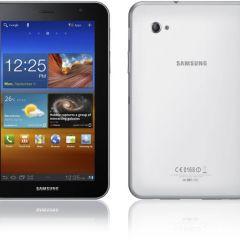 Новый планшет от Samsung