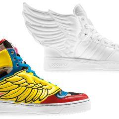Кроссовки для ангелов от Adidas Originals JS