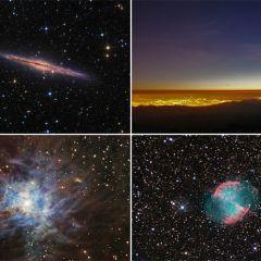 Фотографии Вселенной от Эр Джея Габани