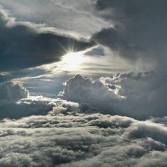 Волшебные облака