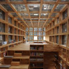 Необычная китайская библиотека