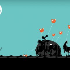 Убить кита в Twitter