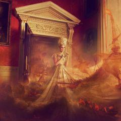 Фэшн в стиле сюрреализм от Natalie Dybisz