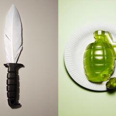 Необычное оружие, которое создал Kyle Bean