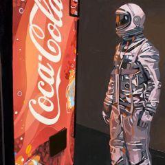 Блуждающий астронавт