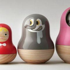 Веселые точилки Pistacchi Design
