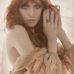 Florence Welch в английском Vogue
