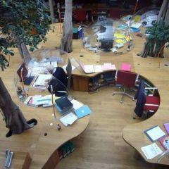 Современные интерьеры офисов