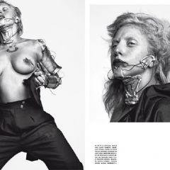 Новая фотосессия Lady Gaga