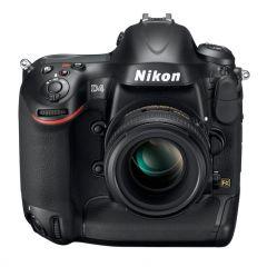 Фотокамера «меняющая границы возможного»:  Nikon D4
