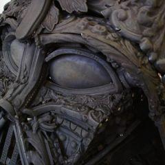 Бюст Темного Лорда