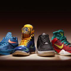 Драконовские кроссовки от Nike