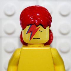 Музыкальные иллюзии из LEGO