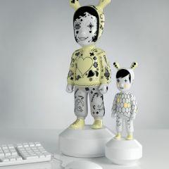 Уникальные фарфоровые статуэтки