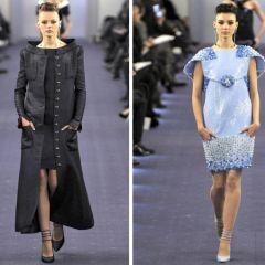 Коллекция весна 2012 Couture от Chanel