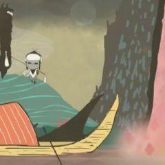Кадры из клипа группы M. Ward