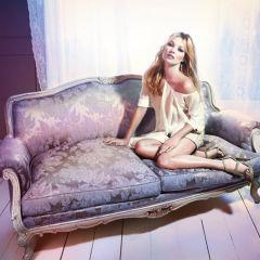Весенняя фотосессия от Kate Moss