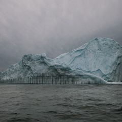Melt Portrait of Iceberg