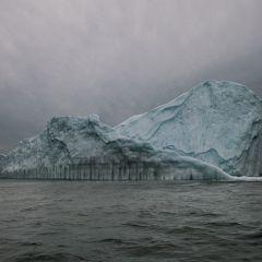 Melt Portrait of Iceberg