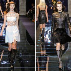 Осенняя коллекция Versace