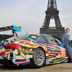 BMW и современное искусство