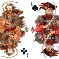 Украинские игральные карты