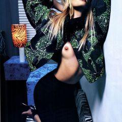 Фэшн-съемка Candice Swanepoel