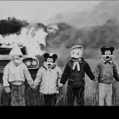 Безумные картины Дэвида Лайла