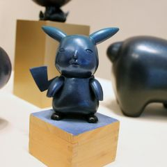 Выставка  игрушечных скульптур