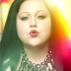 Фотокадры из клипа группы Gossip